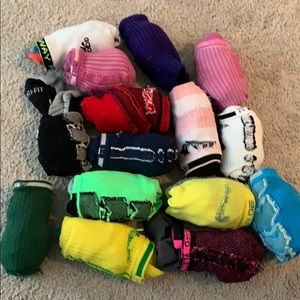 Lot of Nike Elite Socks